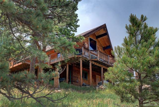 12123 Geronimo Trail, Conifer, CO 80433 (#6922377) :: Berkshire Hathaway Elevated Living Real Estate