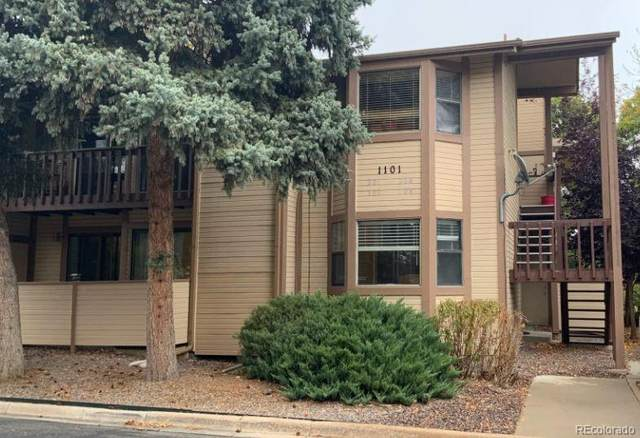 1101 S Garrison Street #101, Lakewood, CO 80232 (#6922576) :: The DeGrood Team