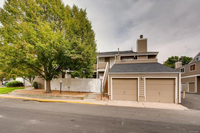 8055 E Colorado Avenue #8, Denver, CO 80231 (#6923347) :: The DeGrood Team