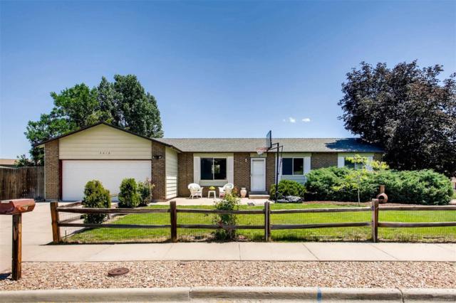 3416 S Laredo Street, Aurora, CO 80013 (#6923606) :: Bring Home Denver