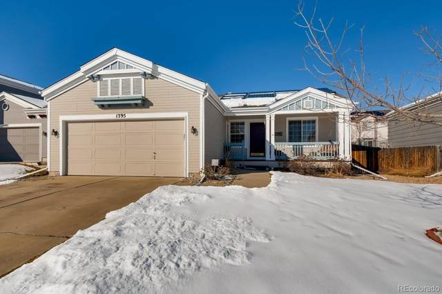1395 Leyner Drive, Erie, CO 80516 (MLS #6924129) :: 8z Real Estate