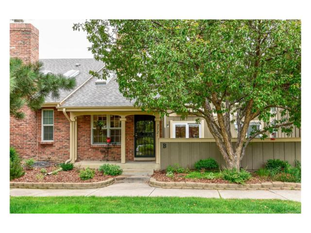 7721 S Curtice Way B, Littleton, CO 80120 (MLS #6924181) :: 8z Real Estate