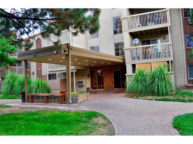 1300 S Parker Road #208, Denver, CO 80231 (MLS #6924360) :: 8z Real Estate