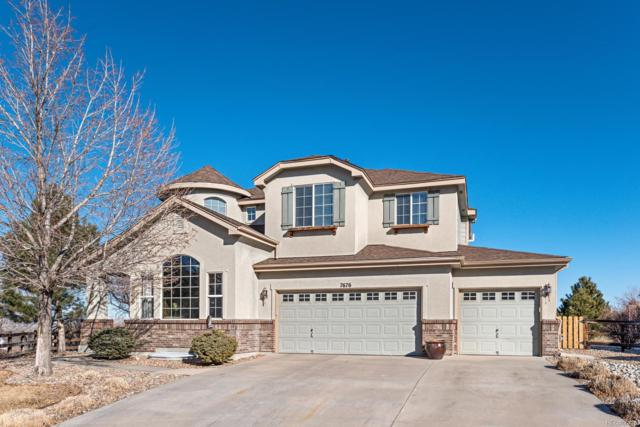7676 Bison Court, Littleton, CO 80125 (#6924988) :: The City and Mountains Group