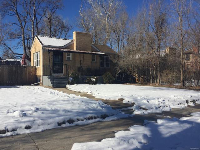 1539 Eudora Street, Denver, CO 80220 (MLS #6925120) :: Bliss Realty Group