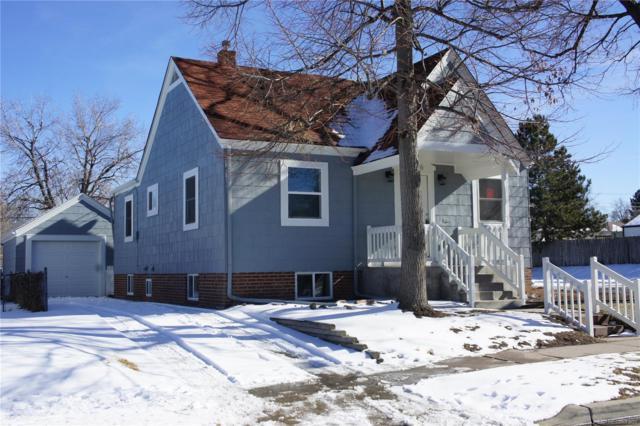 3796 S Sherman Street, Englewood, CO 80113 (MLS #6925541) :: 8z Real Estate