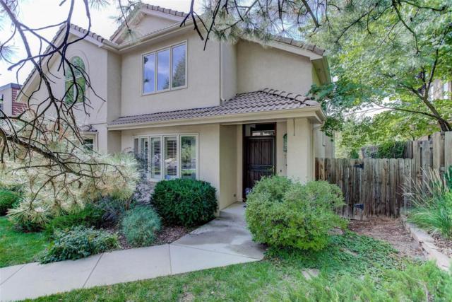 133 Garfield Street, Denver, CO 80206 (#6926210) :: The Peak Properties Group