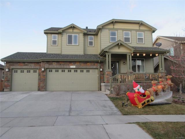 5153 Chicory Circle, Brighton, CO 80601 (MLS #6926602) :: 8z Real Estate