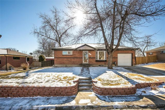 802 Muriel Drive, Northglenn, CO 80233 (#6926910) :: The Griffith Home Team