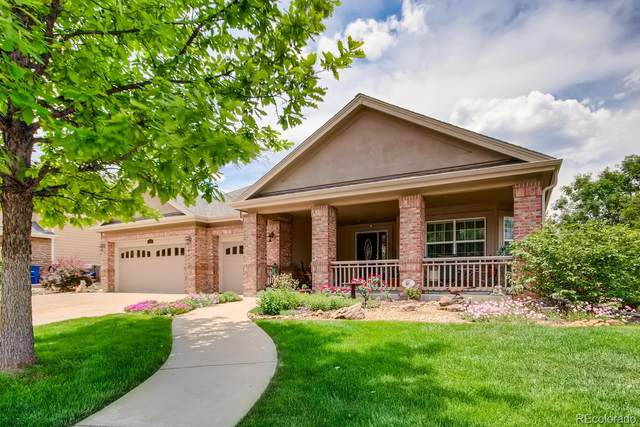 6557 S Gray Way, Littleton, CO 80123 (MLS #6926941) :: 8z Real Estate