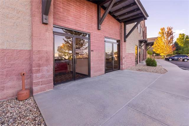 12354 E Caley Avenue 1D, Centennial, CO 80111 (MLS #6927487) :: 8z Real Estate