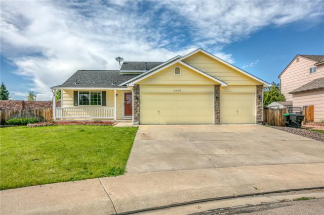1440 Cedarwood Drive, Longmont, CO 80504 (MLS #6928020) :: 8z Real Estate