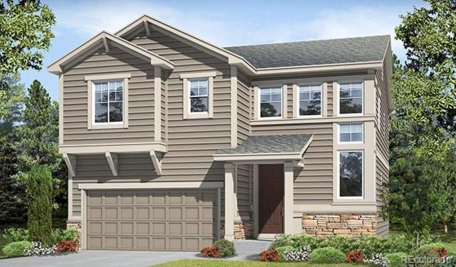 2435 Garganey Drive, Castle Rock, CO 80104 (MLS #6928203) :: 8z Real Estate