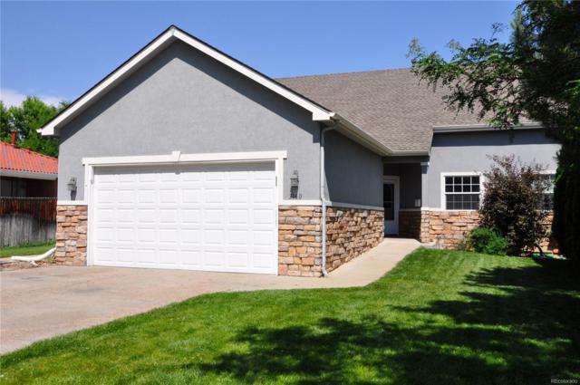 3160 Lamar Street, Lakewood, CO 80214 (#6928668) :: The HomeSmiths Team - Keller Williams