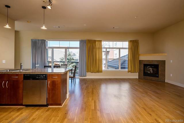 5401 S Park Terrace Avenue 205D, Greenwood Village, CO 80111 (#6928929) :: Symbio Denver