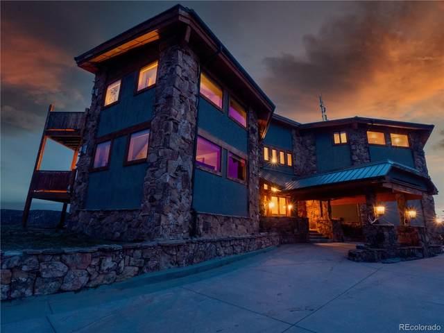 14900 Elk Mountain Trail, Littleton, CO 80127 (MLS #6928980) :: Wheelhouse Realty