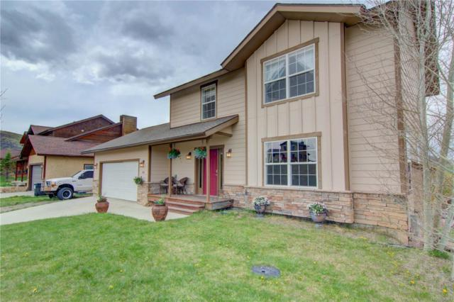 143 Oak Ridge Circle, Oak Creek, CO 80467 (MLS #6928999) :: Kittle Real Estate