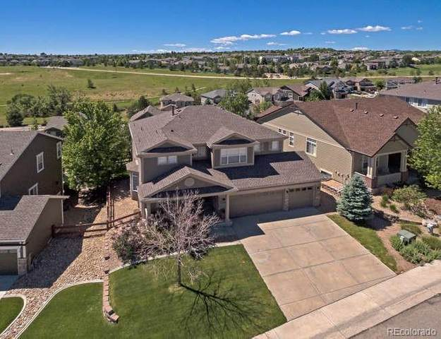 7360 Serena Drive, Castle Pines, CO 80108 (MLS #6929062) :: 8z Real Estate