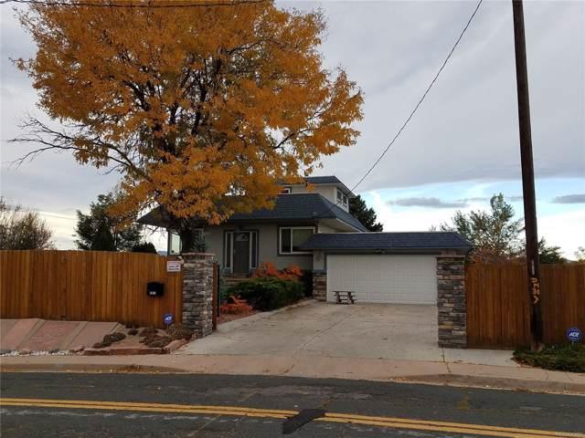 2951 S Bryant Street, Denver, CO 80236 (#6929150) :: Mile High Luxury Real Estate