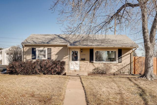 1190 S Xavier Street, Denver, CO 80219 (#6929311) :: The City and Mountains Group