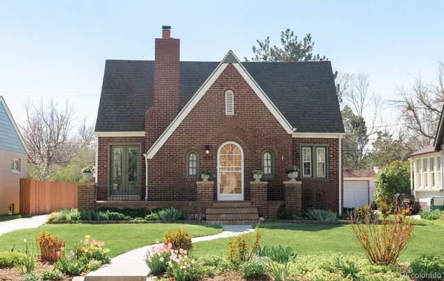 1723 Pontiac Street, Denver, CO 80220 (#6929427) :: Mile High Luxury Real Estate