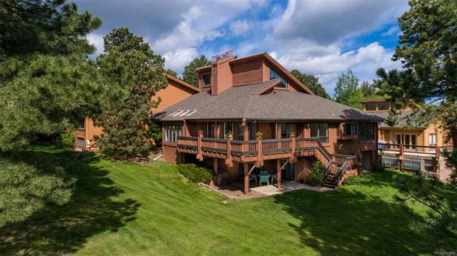 2432 Hearth Drive B-1, Evergreen, CO 80439 (#6929920) :: Wisdom Real Estate
