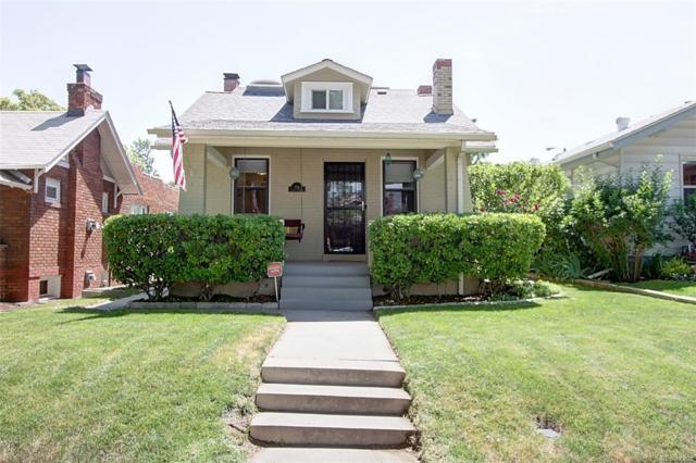 776 S Sherman Street, Denver, CO 80209 (#6930035) :: The HomeSmiths Team - Keller Williams
