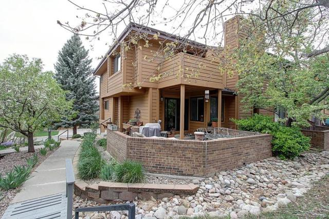 9400 E Iliff Avenue #181, Denver, CO 80231 (#6931270) :: Wisdom Real Estate