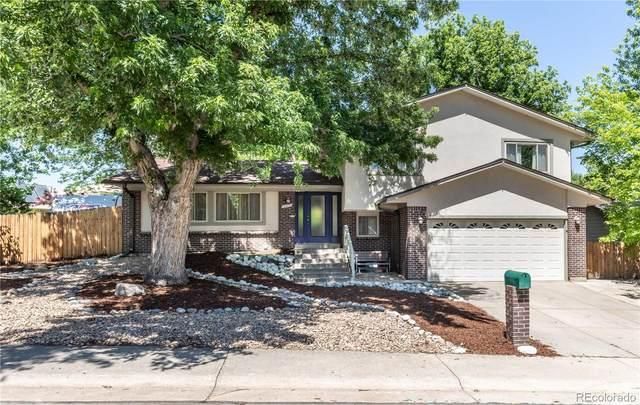 12851 W Florida Drive, Lakewood, CO 80228 (MLS #6931676) :: 8z Real Estate
