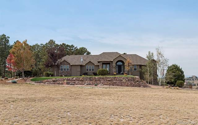 19336 Queens Crescent Way, Monument, CO 80132 (#6931802) :: The HomeSmiths Team - Keller Williams