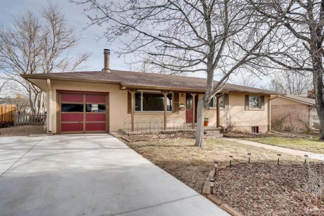 13841 Braun Drive, Golden, CO 80401 (#6931873) :: James Crocker Team