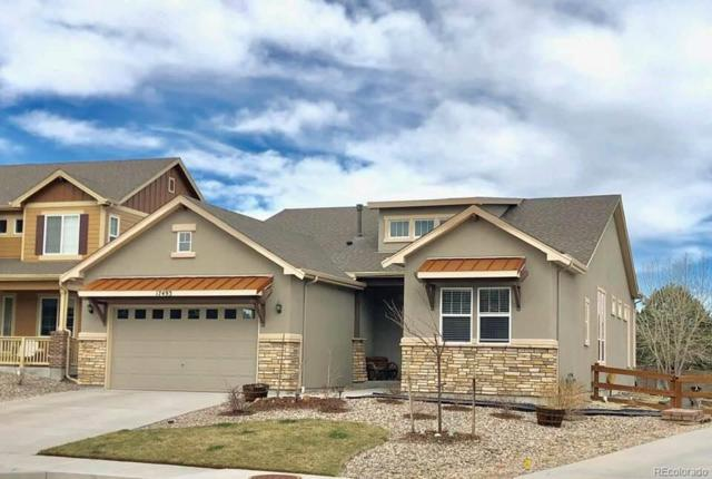 17493 Leisure Lake Drive, Monument, CO 80132 (#6932038) :: The DeGrood Team