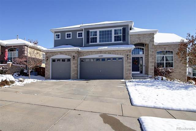 16083 E Summit Fox Avenue, Parker, CO 80134 (#6932390) :: James Crocker Team