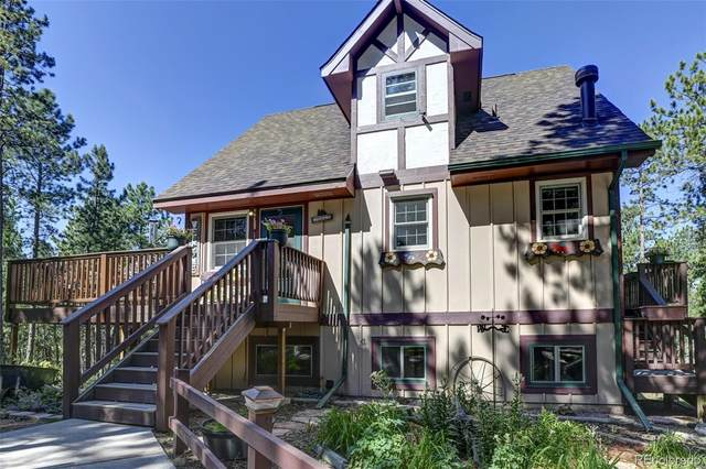 27660 Triple B Road, Woodland Park, CO 80863 (MLS #6932447) :: Bliss Realty Group