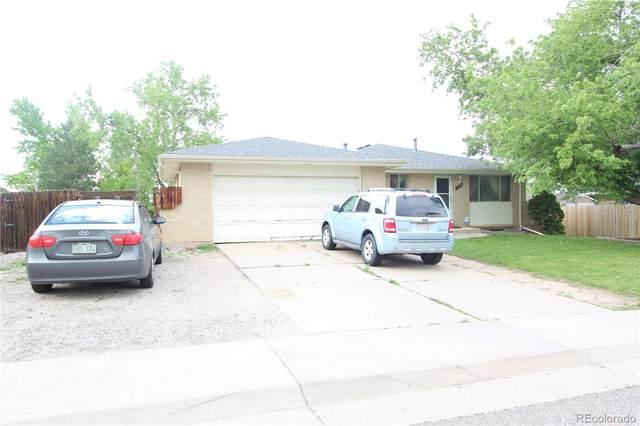 11195 W Tufts Drive, Littleton, CO 80127 (#6932535) :: Finch & Gable Real Estate Co.