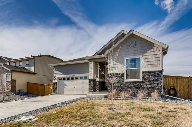 203 S Kewaunee Way, Aurora, CO 80018 (#6932607) :: The Dixon Group