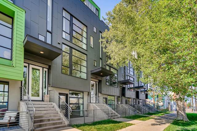 1220 26th Street, Denver, CO 80205 (#6932719) :: The Healey Group