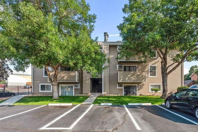 10150 E Virginia Avenue 1-303, Denver, CO 80247 (MLS #6932818) :: Bliss Realty Group