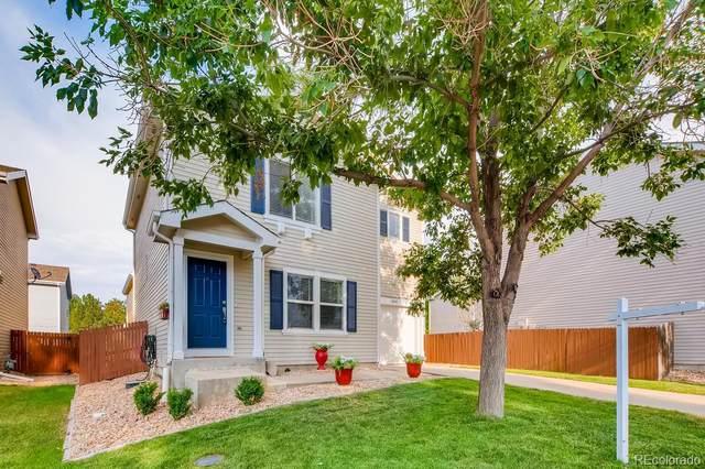 4664 S Swadley Court, Morrison, CO 80465 (MLS #6932890) :: 8z Real Estate