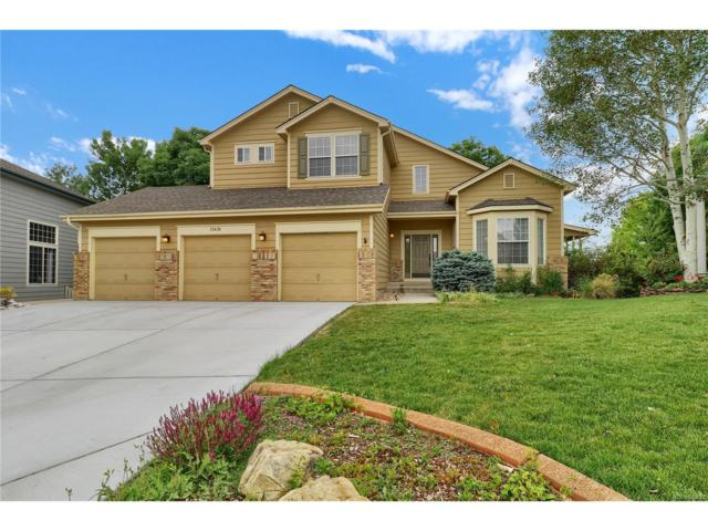 13436 W 62nd Drive, Arvada, CO 80004 (#6933678) :: The Griffith Home Team