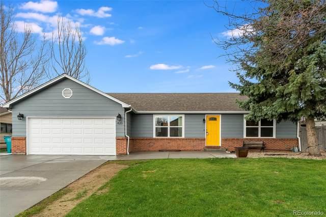 420 Edgewood Drive, Loveland, CO 80538 (MLS #6934606) :: Kittle Real Estate