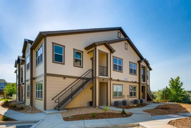 4644 Copeland Circle #101, Highlands Ranch, CO 80126 (#6934988) :: The Galo Garrido Group
