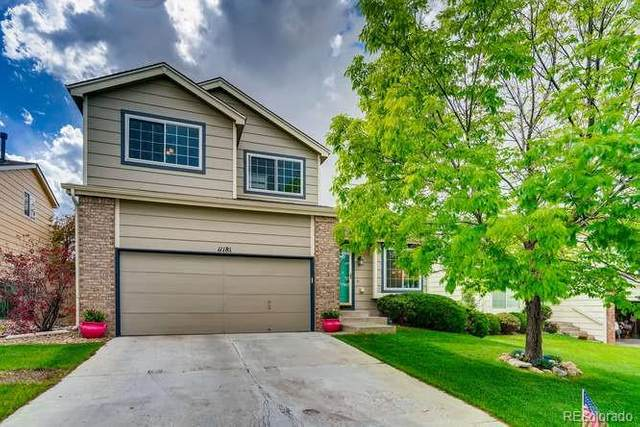 11181 Rodeo Circle, Parker, CO 80138 (#6935079) :: The Peak Properties Group