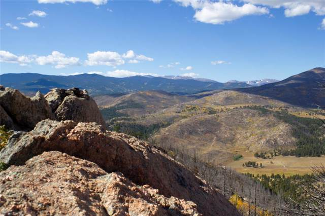 0 Black Bear Road, Bellvue, CO 80512 (#6936035) :: The Gilbert Group