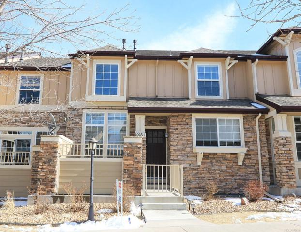 4025 W 104th Drive C, Westminster, CO 80031 (#6936195) :: The Heyl Group at Keller Williams