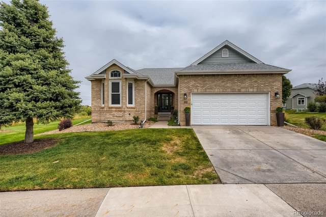 102 Canongate Lane, Highlands Ranch, CO 80130 (#6936447) :: The FI Team