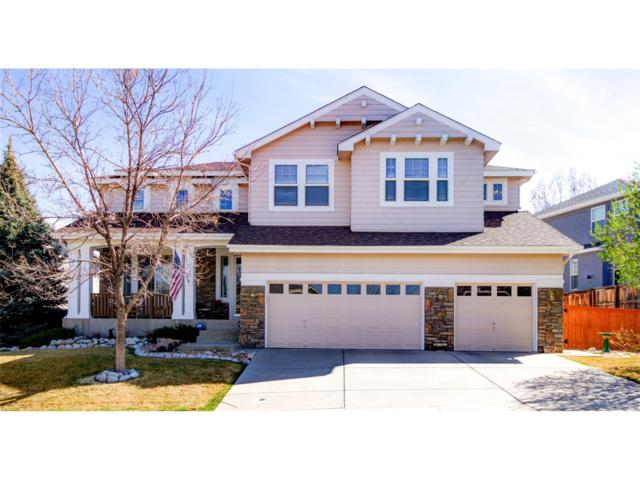 707 Ridgemont Circle, Highlands Ranch, CO 80126 (MLS #6936560) :: 8z Real Estate