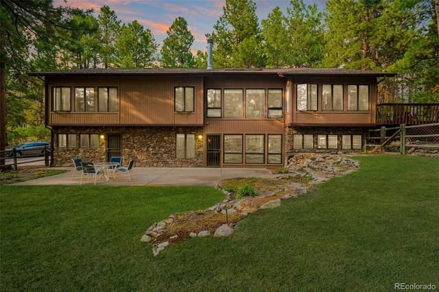 523 Red Deer Road, Franktown, CO 80116 (MLS #6936643) :: 8z Real Estate
