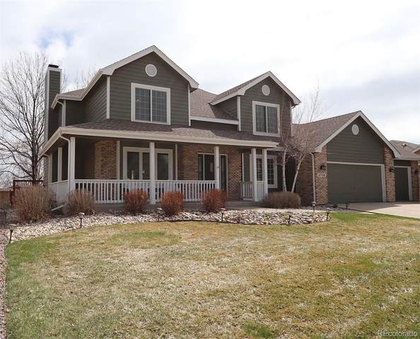 4706 Westbury Drive, Fort Collins, CO 80526 (MLS #6937022) :: 8z Real Estate