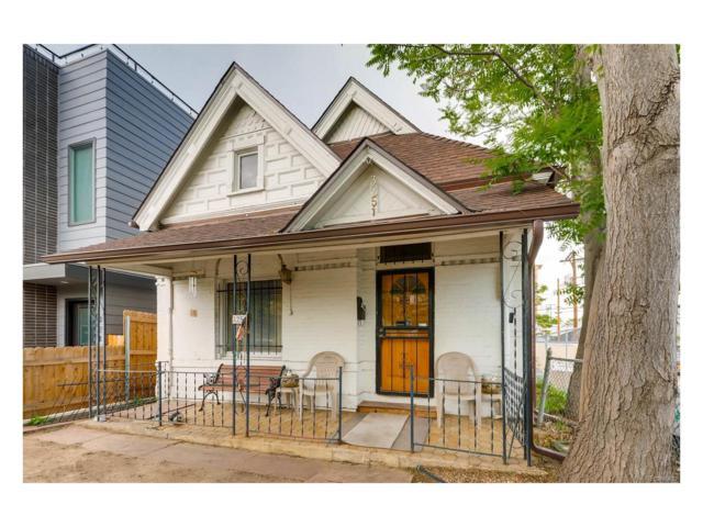 3251 Lawrence Street, Denver, CO 80205 (MLS #6937214) :: 8z Real Estate
